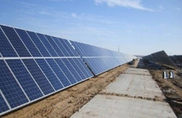 9.5MW Utility-scale PV Station in Thailand