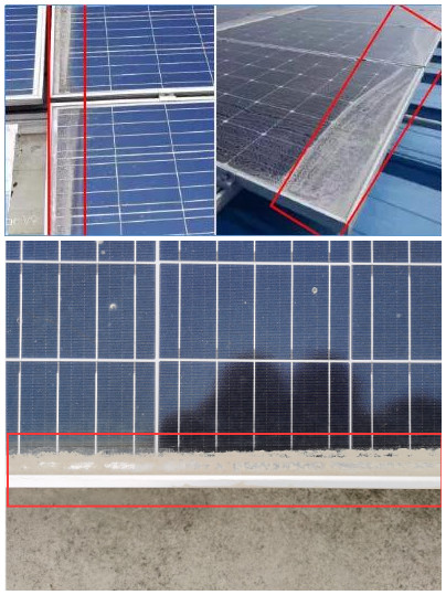 Hidden Danger of Frames in Photovoltaic Power Stations